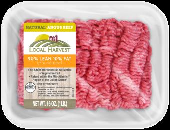 90-10 ground beef